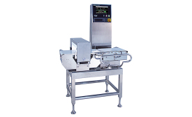 Checkweigher/metal detectors