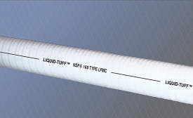 AFC Cable Systems LIQUID-TUFF UL Splash Zone Liquidtight flexible conduit