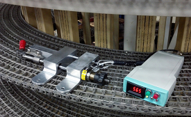 Belt measuring system