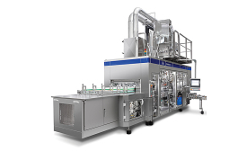 SIG Combibloc high-speed filling machine