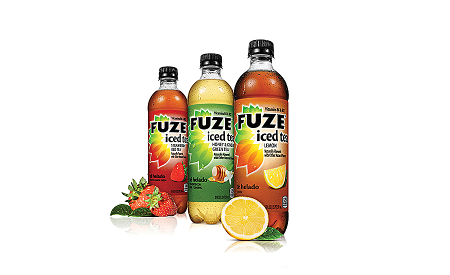 COKE Fuze Iced Tea