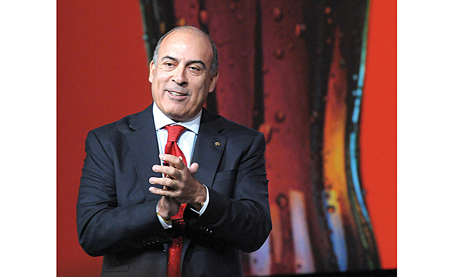Muhtar Kent, CEO of The Coca-Cola Company