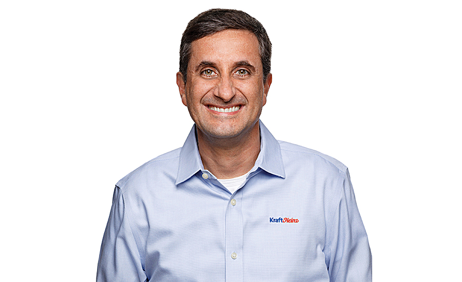 Bernardo Hees, CEO of the Kraft Heinz Company