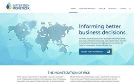 Water Risk Monetizer