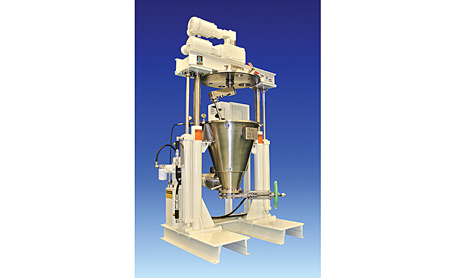 Ross Vertical blender/dryer
