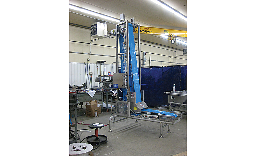 DoughVeyor-lift-conveyor