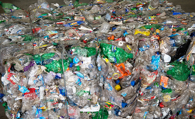 Storage conditions can affect quality of recycled PET bottles