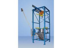 Material Transfer Material Master bulk bag discharging system