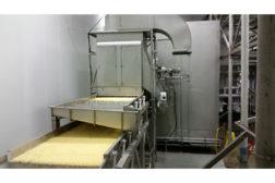 FPS Pulse Flow IQF freezer