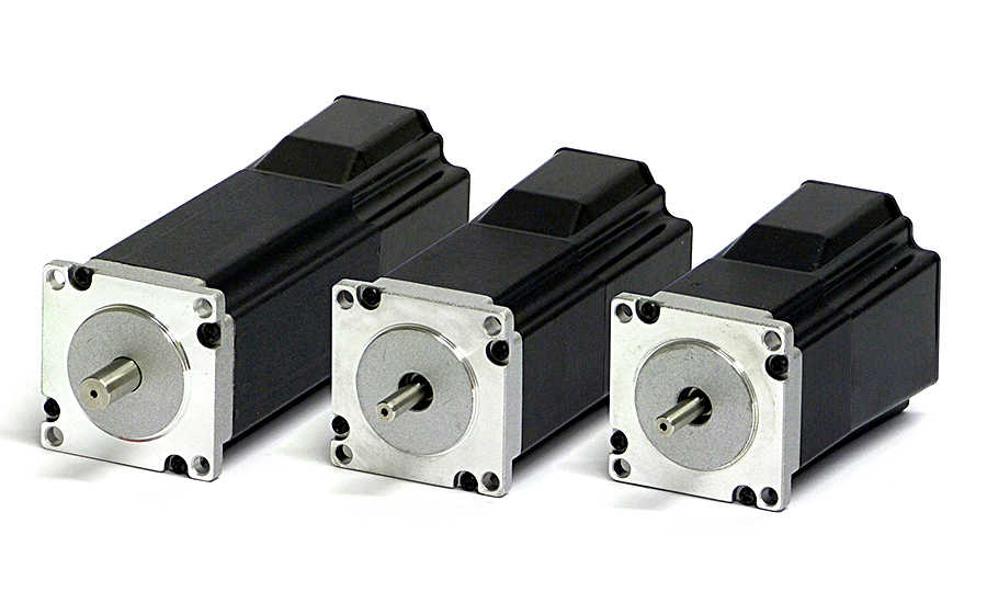 Integrated stepper motors 2016 01 11 food engineering for Stepper motor integrated controller