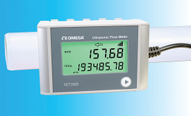 Ultrasonic-flow-meter