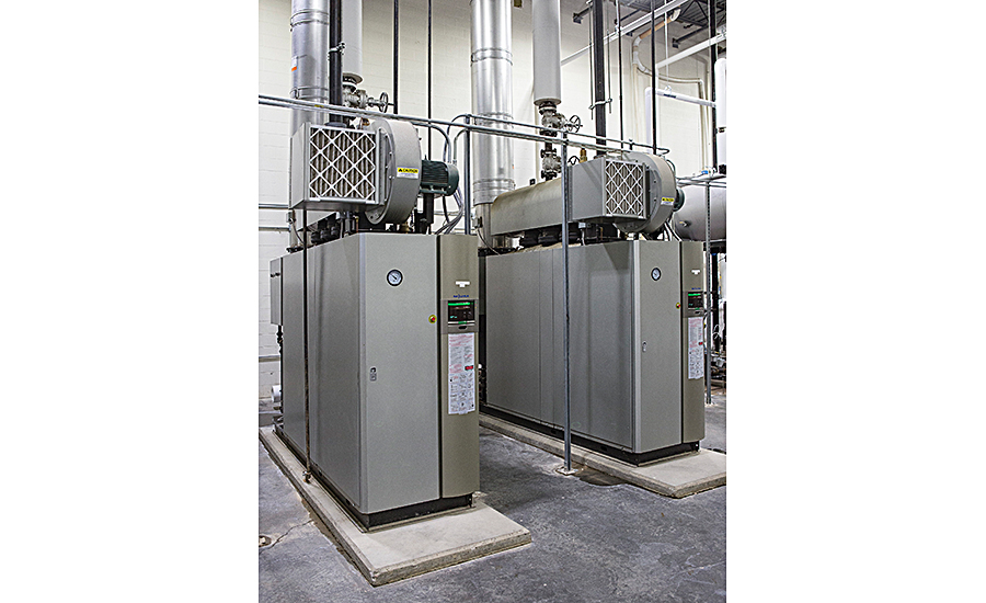 On-demand steam generators