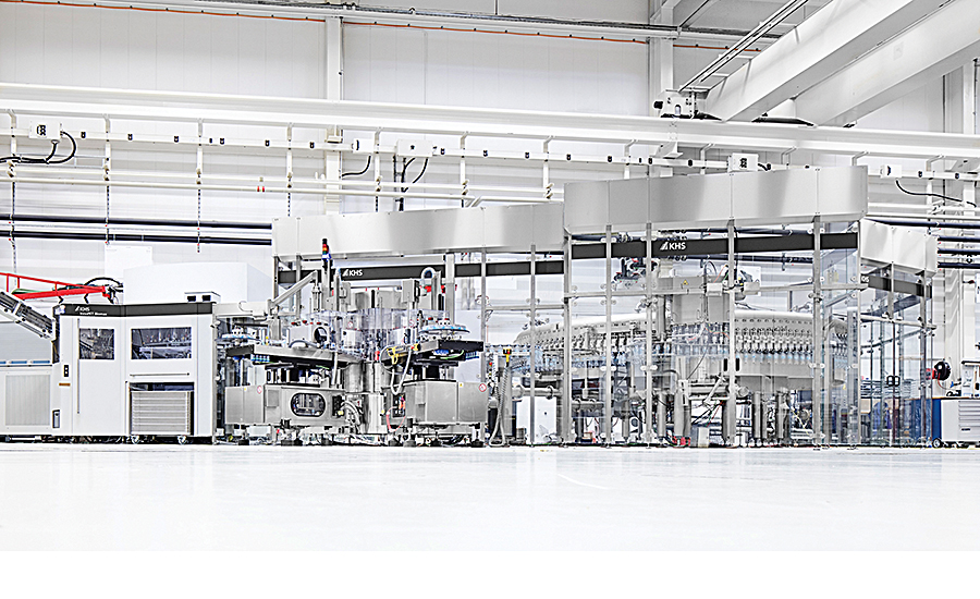 Filling packaging system 2016 04 20 food engineering for Factory oficina
