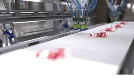 Delkor robotic case-packer