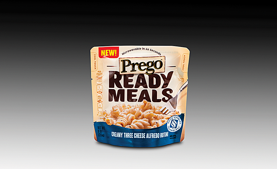 Bemis Ready Meals package