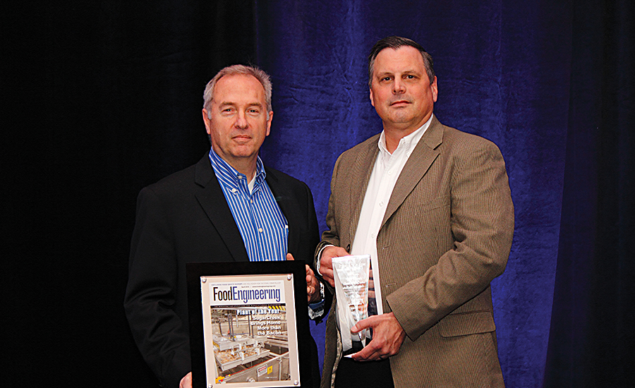 SugarCreek wins Plant of the Year Award