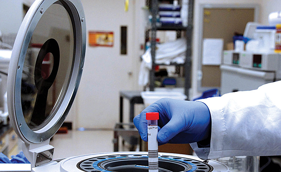 Microbiological testing: Verify your inputs as you verify
