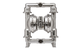 FDA-compliant diaphragm pump