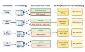 ESEP 1000 separation system
