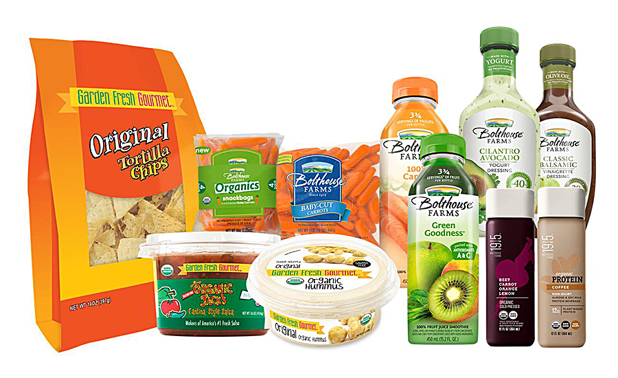 Campbell Fresh products