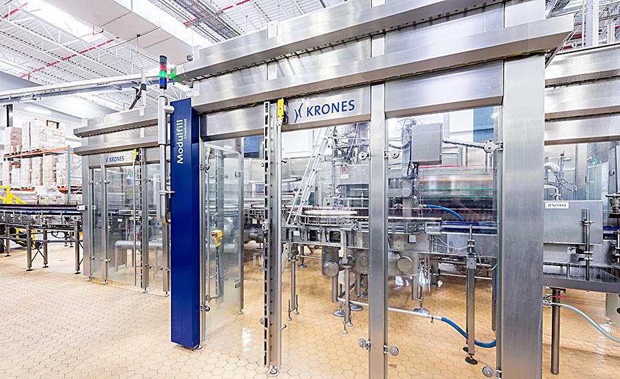Liquid Filling machine trends: Today's equipment is more