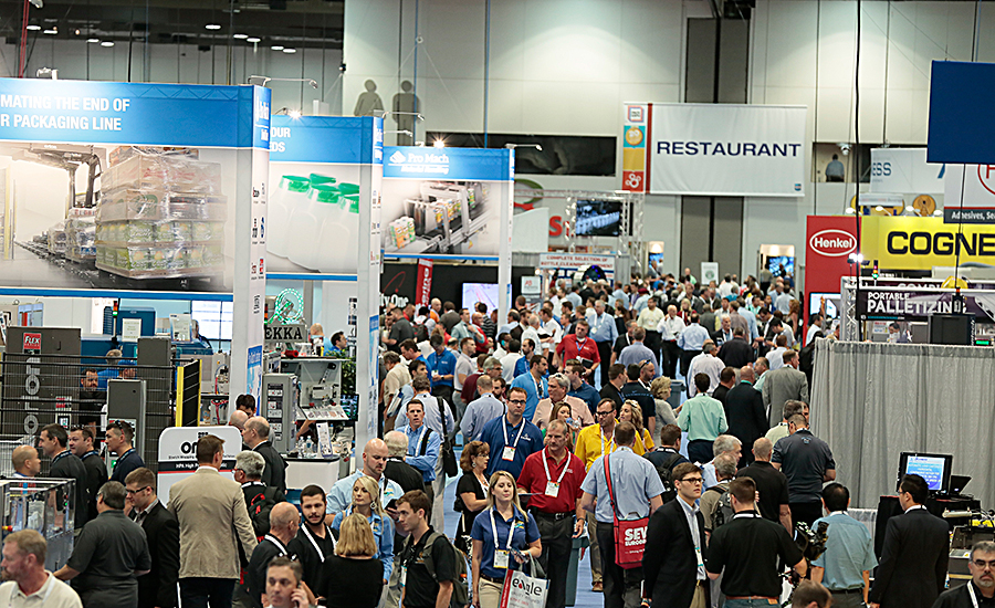 Pack Expo 2016 Preview: Show to feature 2,300 exhibitors