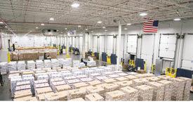 Preferred Freezer warehouse