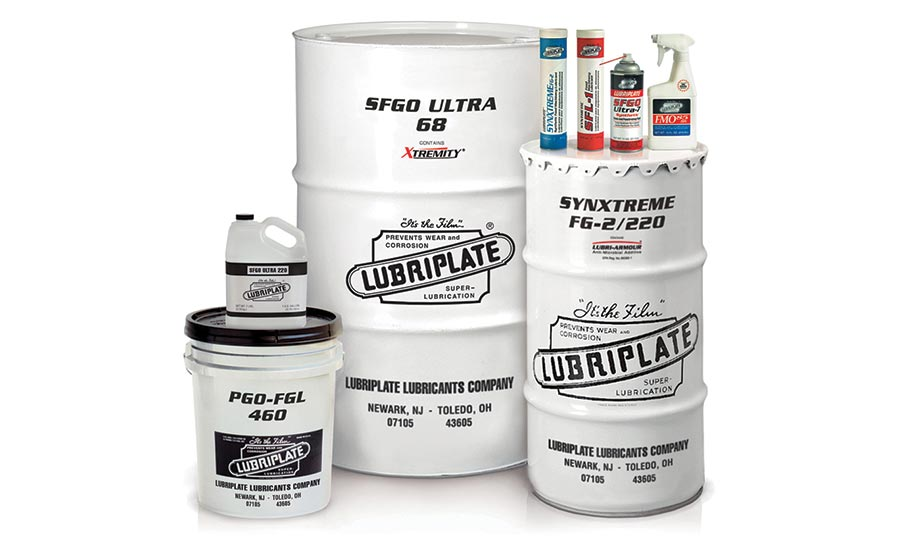 food machinery-grade lubricants