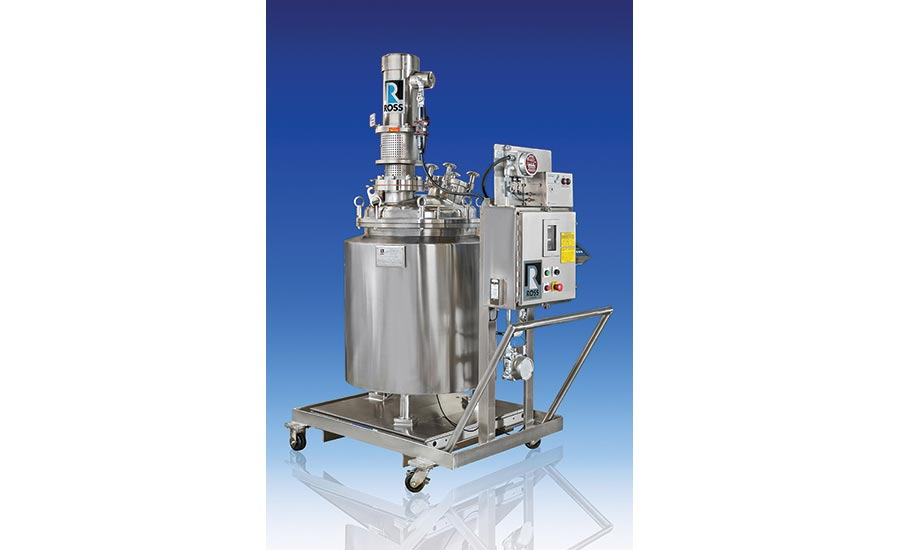 high-shear mixing system