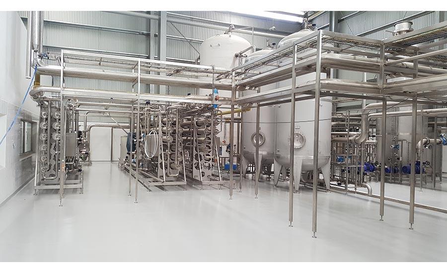 Stonhard Stonclad UT Flooring System