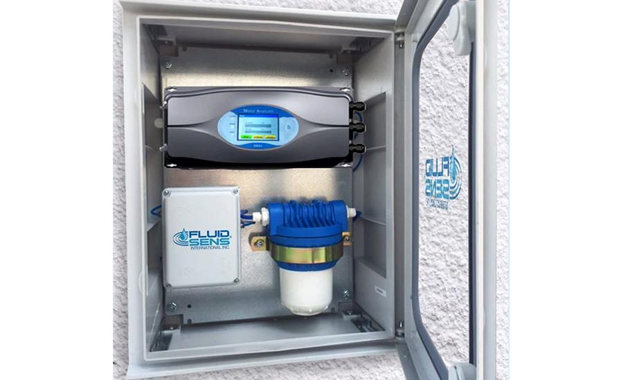 Fluidsens SWA1 smart water analyzer