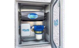 Fluidsens SWA1 smart water analyzer