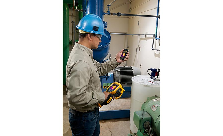 using Fluke technology to monitor equipment