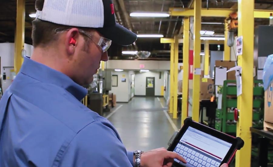 using ATS software to manage factory floor