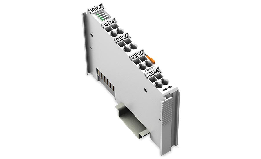 digital relay output module