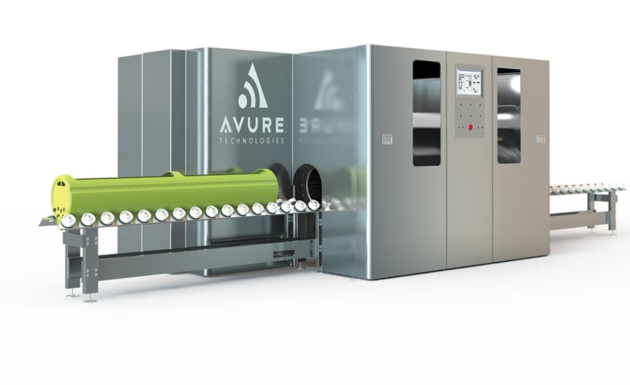Avure HPP equipment