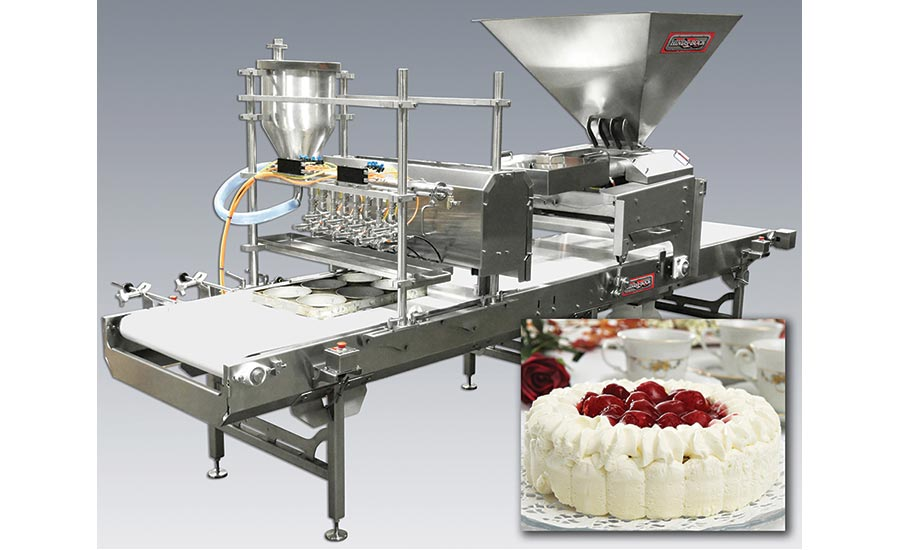 automatic cake lines