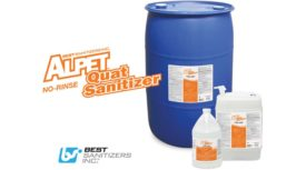 dilutable sanitizer