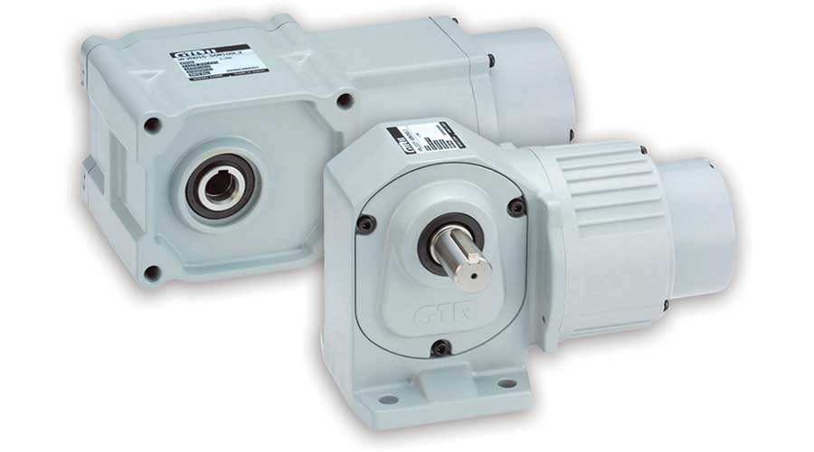 brushless gear motors