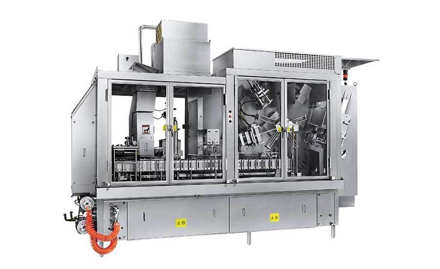 gable top packaging machine