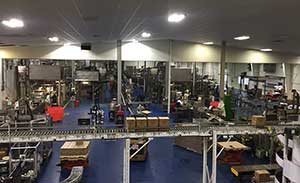 Hausbeck production lines