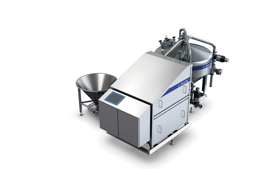 high-shear mixer