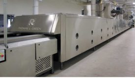 Emithermic oven