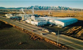 Gossner Foods cheese processing facility