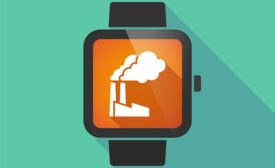 smart watch for manufacturing