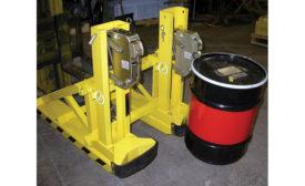 drum handling units