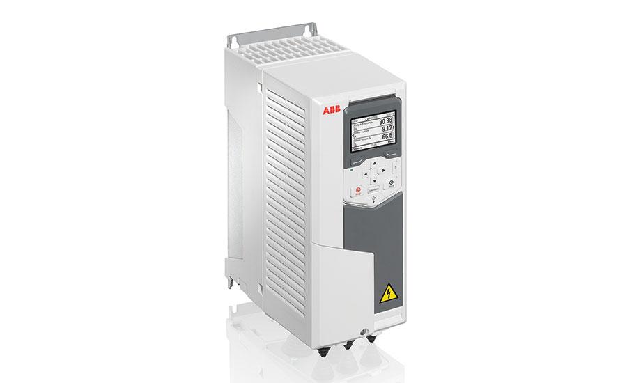 ABB ACS580 general purpose AC drive | 2018-04-09 | Food