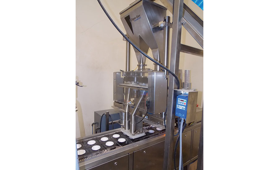automated filling line