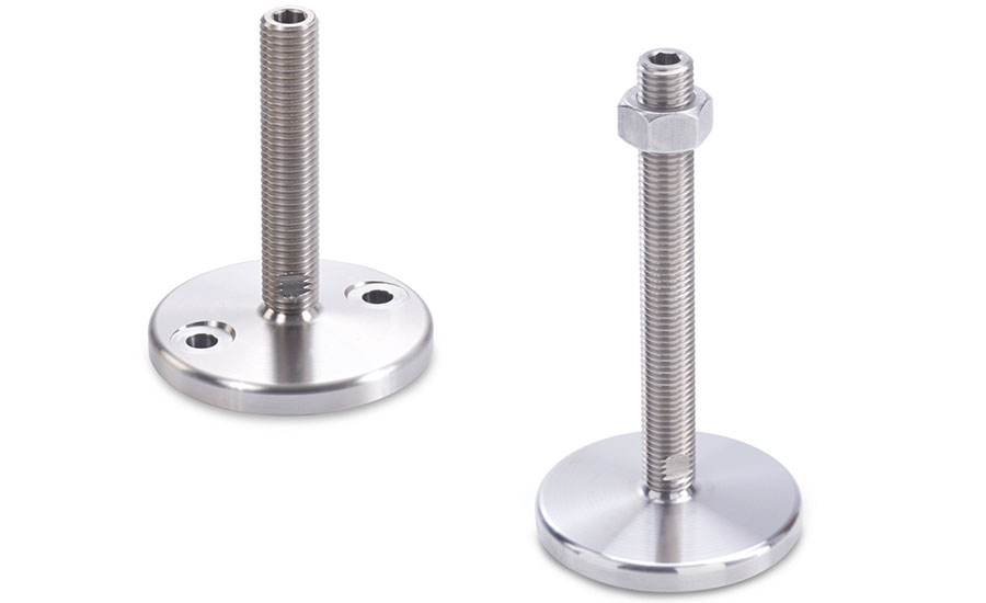 stainless steel leveling feet