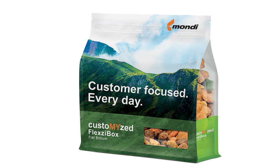Mondi's premium flexible packaging